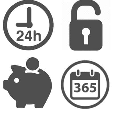 cerrajeros en Zaragoza Urgentes 24h